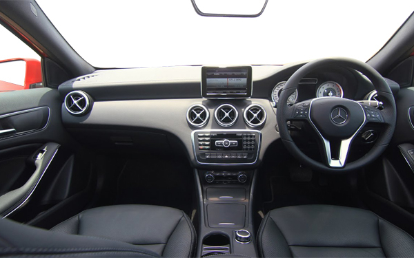 Mercedes benz a class photos a class interior and for Mercedes benz inside view