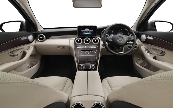 Mercedes benz c class photos c class interior and for Mercedes benz house of imports service