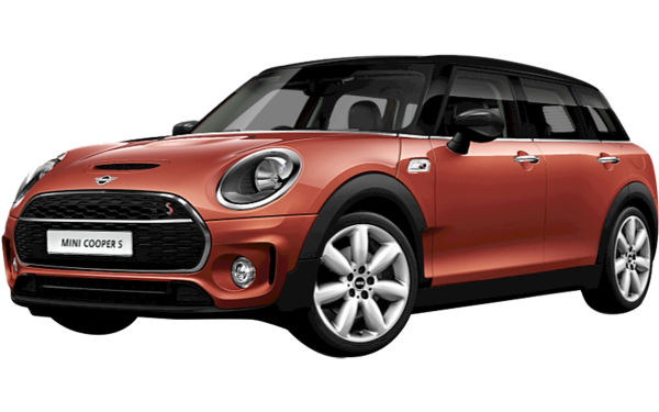 Mini Cooper Clubman Exterior Front Side View
