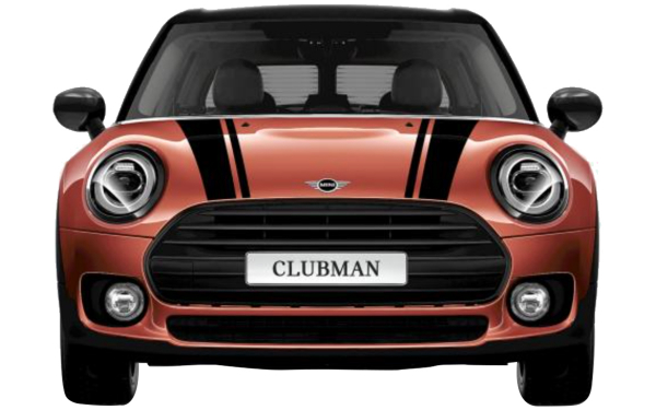 Mini Cooper Clubman Exterior Front View