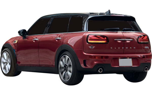 Mini Cooper Clubman Exterior Rear Side View