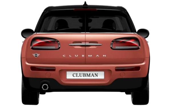 Mini Cooper Clubman Exterior Rear View