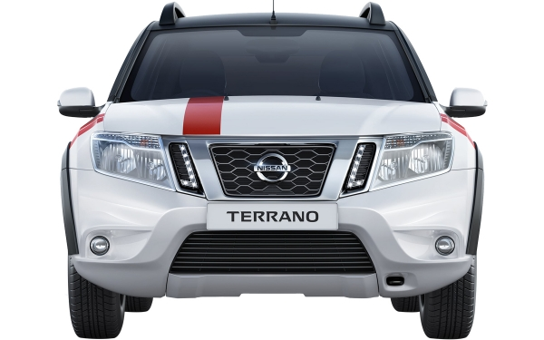 Nissan Terrano Sports Edition Front View