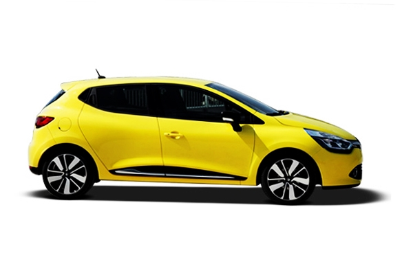 Renault Clio right side view