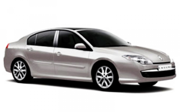 Renault Laguna right side view