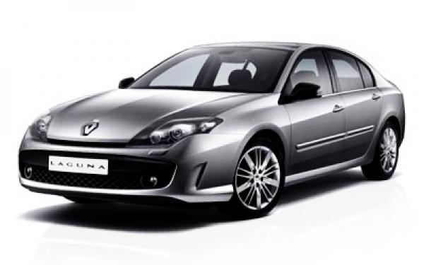 Renault Laguna side view