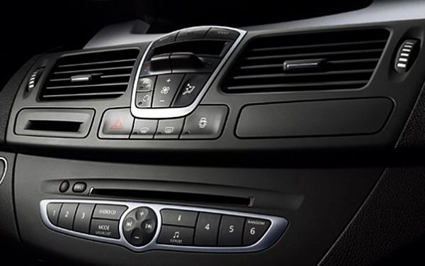 Renault Laguna stereo system
