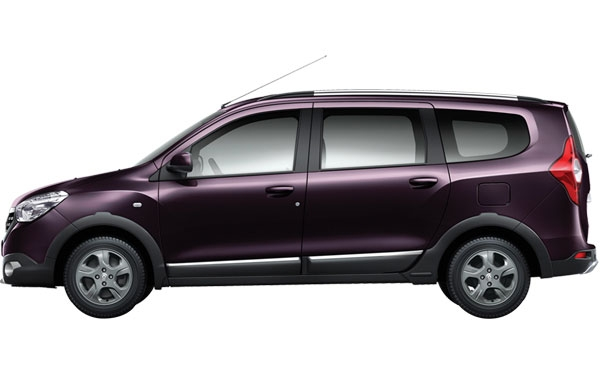 Renault Lodgy Exterior Side View