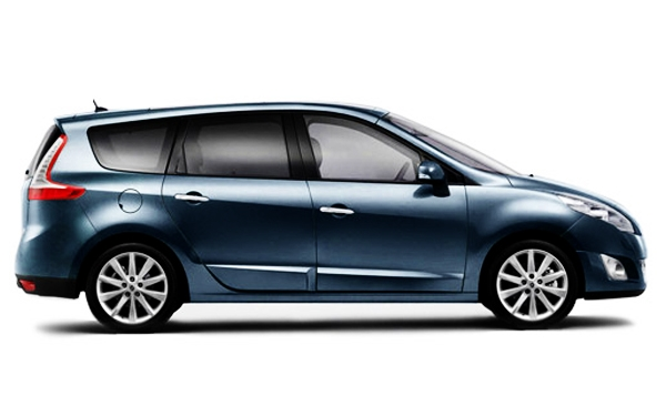 Renault Scenic right view