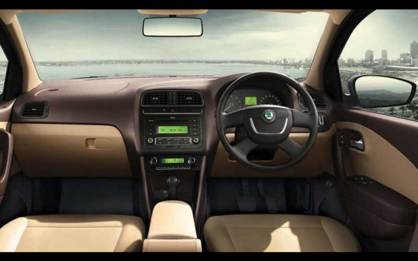 Skoda Rapid 2011 2014 Photos Rapid 2011 2014 Interior And