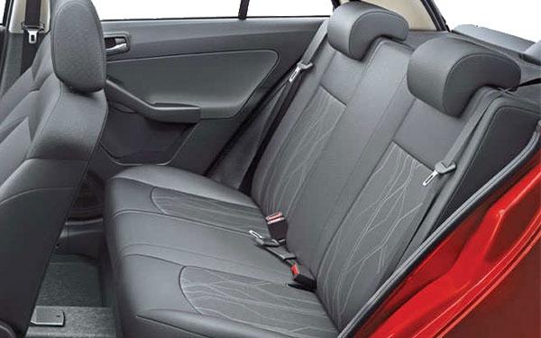 Tata Bolt Interior Rear Side View