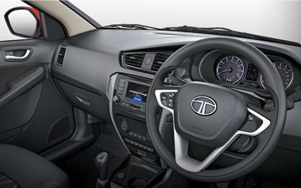Tata Bolt Internal View