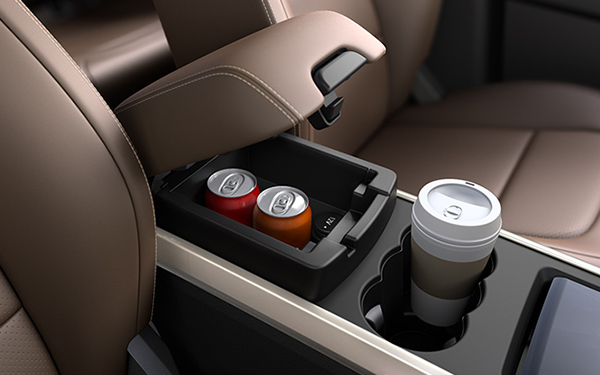 Tata Harrier-Front Armrest with Cooled Storage