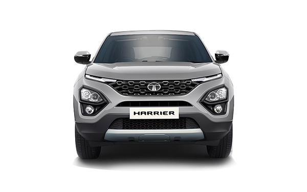 Tata-Harrier Front View