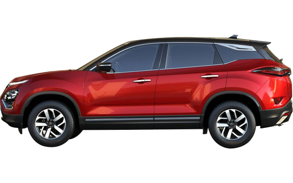 Tata Harrier Exterior Side View