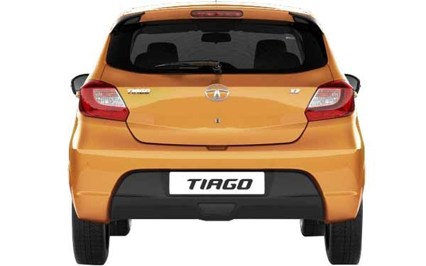 Tata Tiago Exterior Rear View