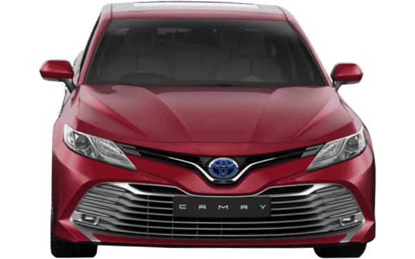 Toyota Camry Exterior Front Side View