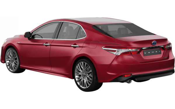 Toyota Camry Exterior Rear Side View