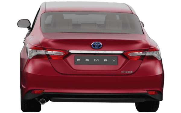 Toyota Camry Exterior Rear View