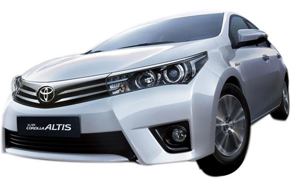 Toyota Corolla Altis Photos Corolla Altis Interior And