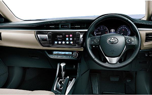 Toyota corolla altis 2014 2017 photos corolla altis - 2014 toyota corolla interior features ...