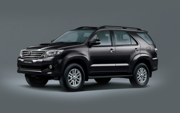 Toyota Fortuner [2009 - 2014] Photos | Fortuner [2009 - 2014