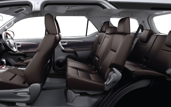Toyota Fortuner Photos Fortuner Interior And Exterior