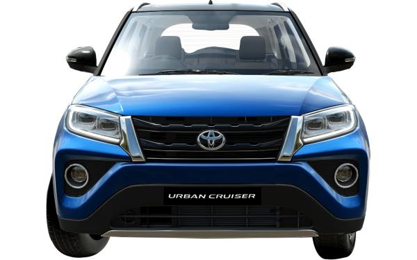 Toyota Urban Cruiser Exterior Front View