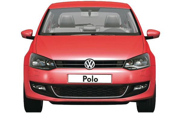 Volkswagen Polo Exterior Front View