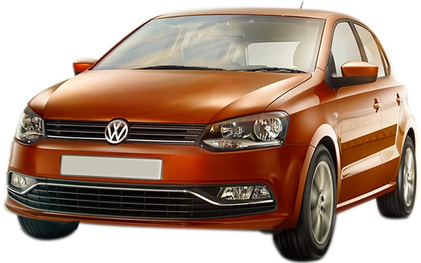 Volkswagen Polo Exterior Left Side View