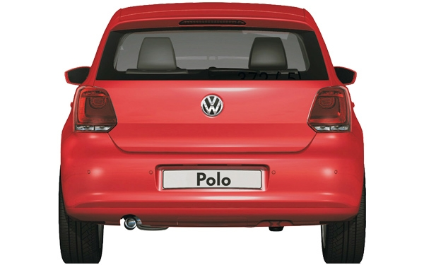 Volkswagen Polo Exterior Rear View