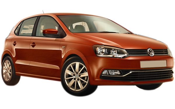 Volkswagen Polo Exterior Right side View
