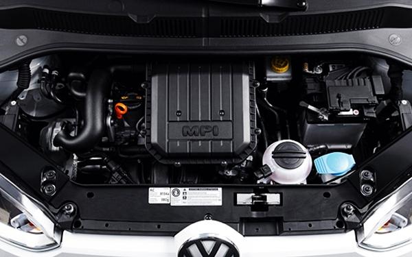 Volkswagen Up Engine