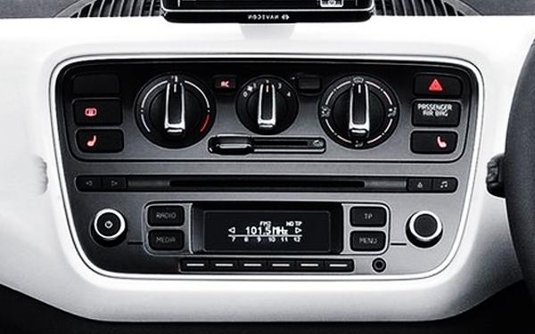 Volkswagen Up Music system