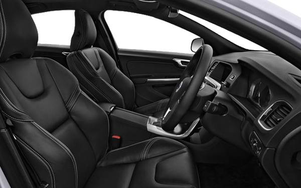 Volvo S60 interior Photo 4