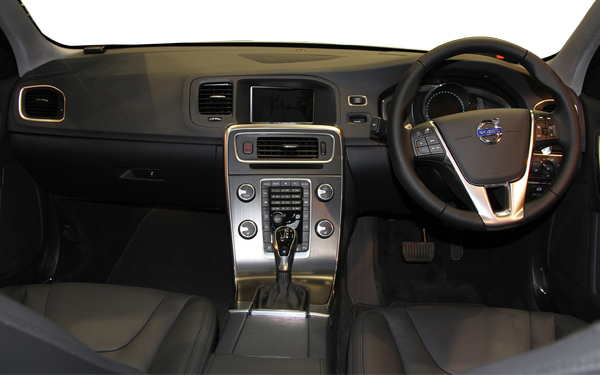 Volvo S60 interior Photo 2