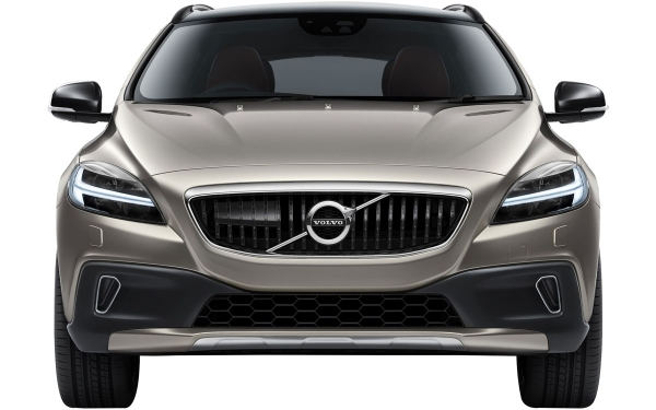 Volvo V40 Cross Country  Exterior Front View