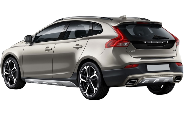 Volvo V40 Cross Country  Exterior Rear Side View