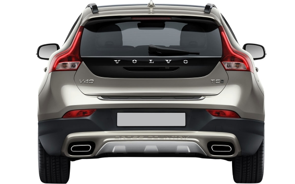 Volvo V40 Cross Country  Exterior Rear View