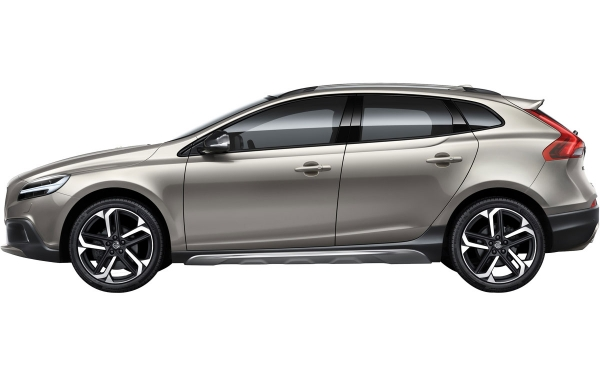 Volvo V40 Cross Country  Exterior Side View