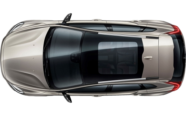 Volvo V40 Cross Country  Exterior Top View