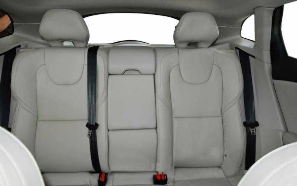 Volvo V40 Cross Country Interior Rear View