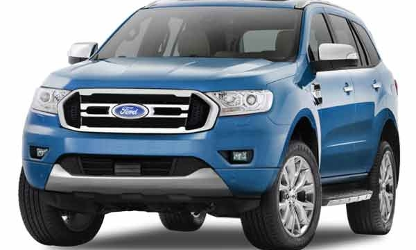 New Cars In The Market Ford Endeavour