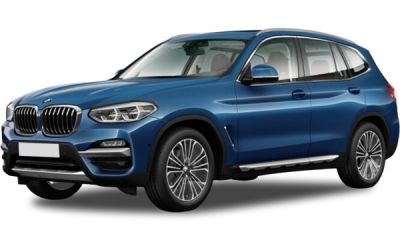 BMW X3 Series xDrive20d Luxury Line