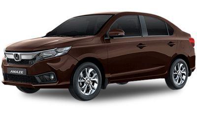 Honda Amaze S CVT D