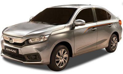 Honda Amaze S CVT Special Edition D