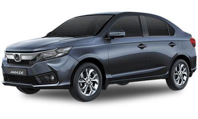 Honda Amaze V CVT D