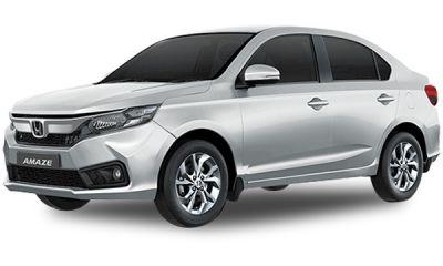 Honda Amaze VX CVT D