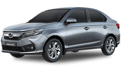Honda Amaze VX CVT