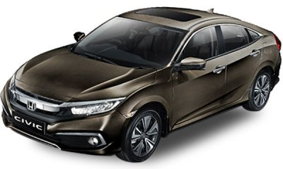 Honda Civic VX CVT